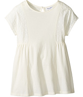 Splendid Littles - Short Sleeve Eyelet Knit Top (Little Kids)