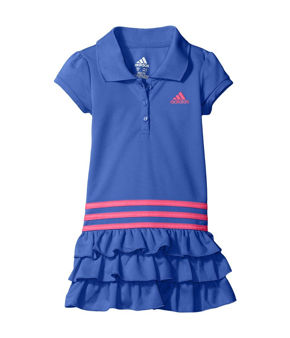 adidas Kids - Ruffle Polo Dress