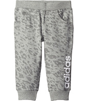 adidas Kids - 7/8 Length Printed Jogger (Toddler/Little Kids)