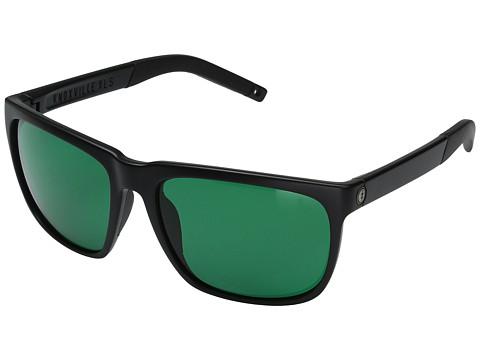 Electric Eyewear Knoxville XL S - Matte Black/OHM Plus Green