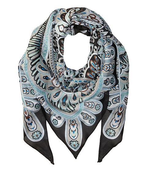 Echo Design Baracoa Silk Triangle Scarf - Black