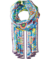 Echo Design - Butterfly Silk Oblong Scarf