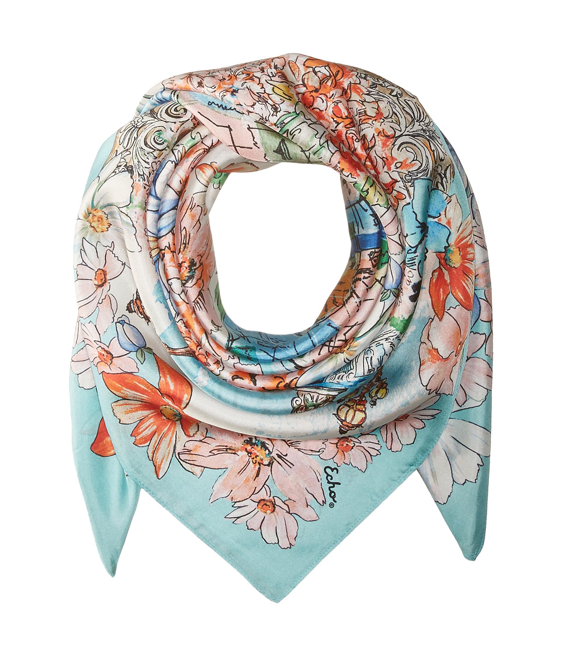 echo design in the square scarf zappos