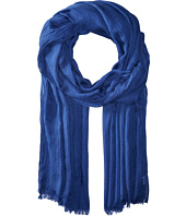 Echo Design - Solid Crinkle Wrap Scarf
