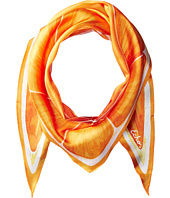 Echo Design - Slice O'Fruit Silk Diamond Scarf