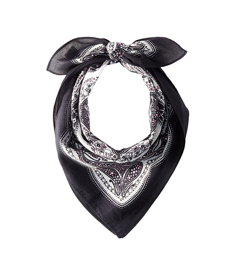 Echo Design Cambon Bandana Scarf - Black