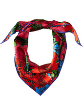Echo Design - Rue Floral Silk Diamond Scarf