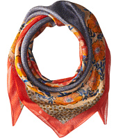 Echo Design - Le Jardin Silk Square Scarf