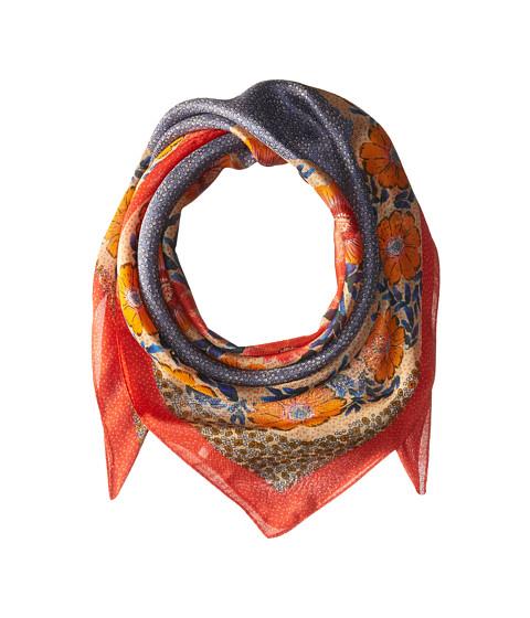 echo design le jardin silk square scarf zappos free
