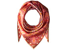 Echo Design - Paisley Silk Square Scarf
