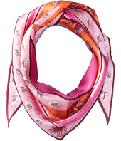 Echo Design - Horsing Around Silk Diamond Scarf