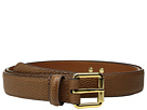 LAUREN Ralph Lauren Classics Officers Plaque Belt