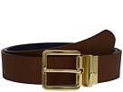 LAUREN Ralph Lauren Reversible Crosshatch Belt