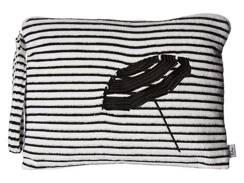 Echo Design Striped Terry Bali Bikini Bag