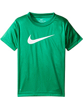 Nike Kids - Faux Heather Dri-FIT™ Short Sleeve Tee (Little Kids)