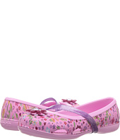Crocs Kids - Lina Graphic Flat GS (Toddler/Little Kid)