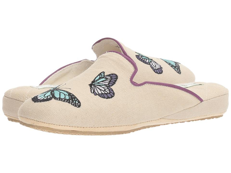 Patricia Green Butterfly (Linen Lavender) Women