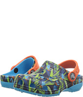 Crocs Kids - Classic Tropical Clog (Toddler/Little Kid)
