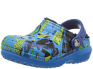 Crocs Kids Classic Lined Graphic Clog (Toddler/Little Kid)