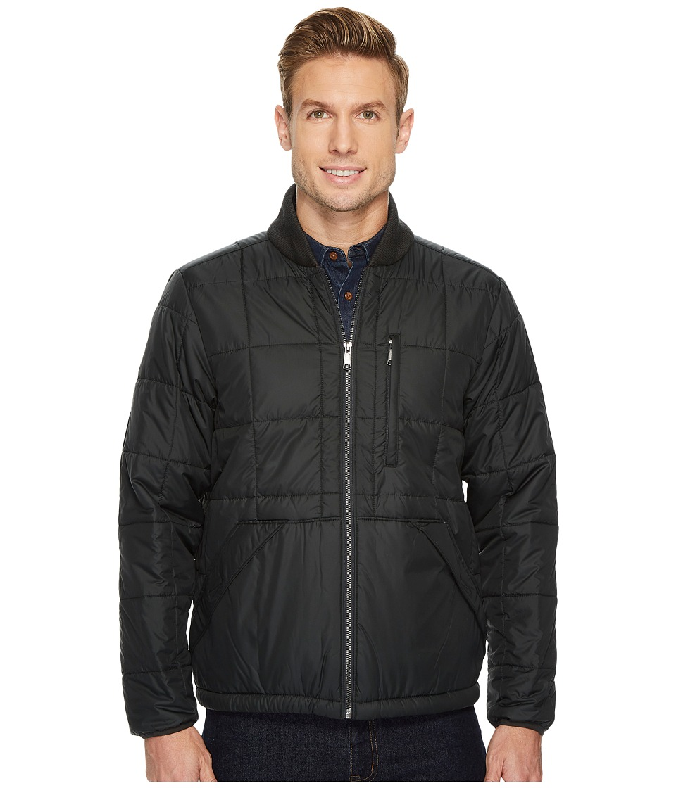 Woolrich Exploration Heritage Eco Rich Packable Jacket (Asphalt) Men