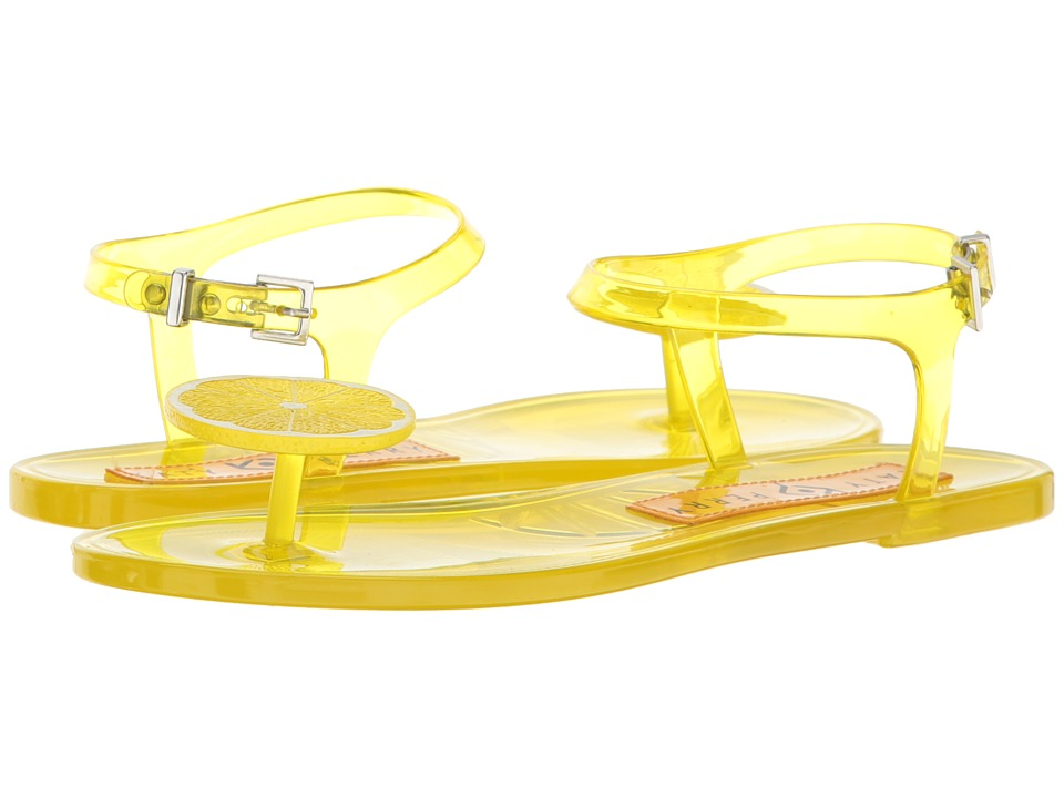 Katy Perry The Geli (Lemon PVC) Women's Shoes
