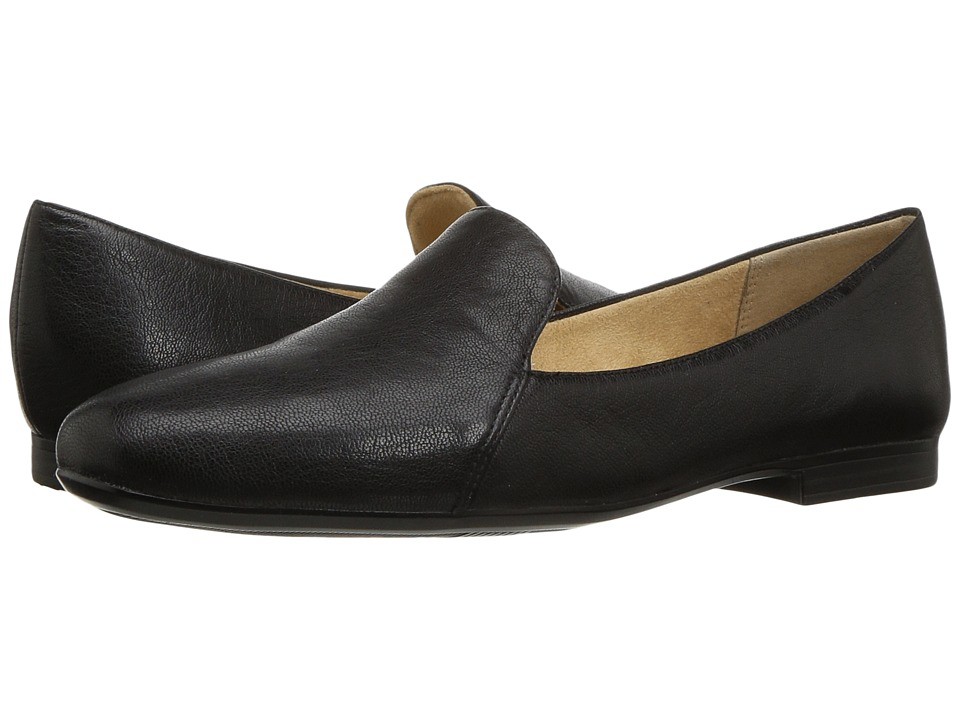 Naturalizer Emiline (Black Tumble Leather) Women's Shoes