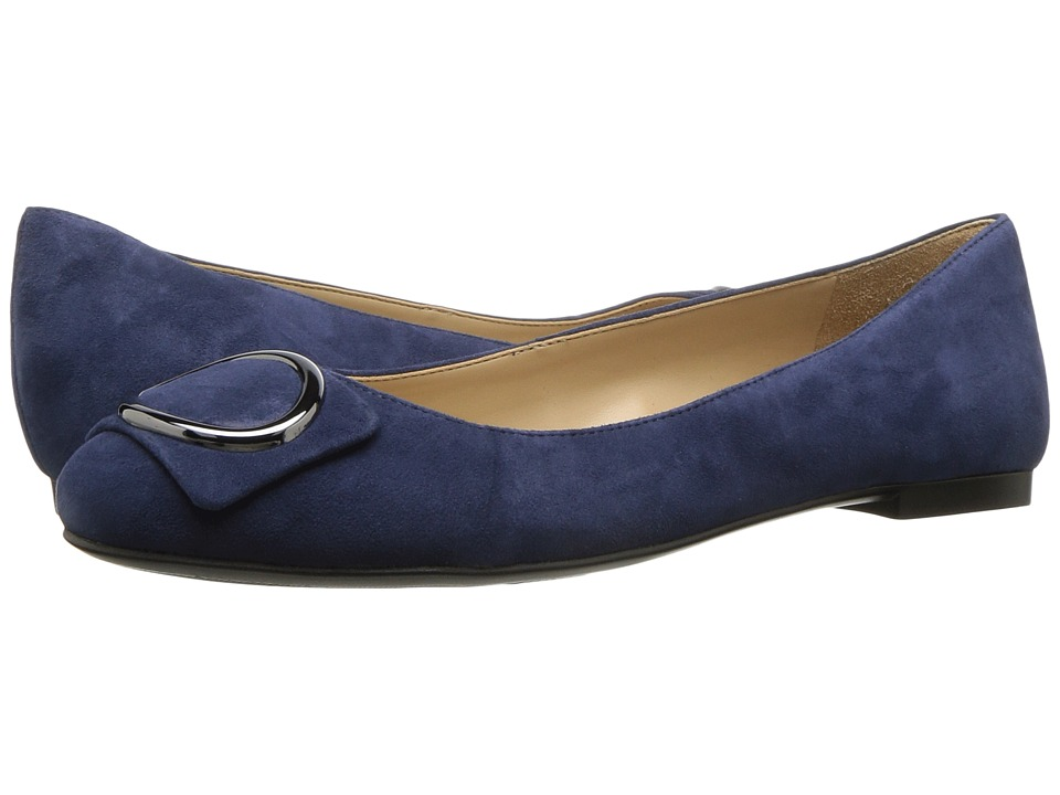 Naturalizer Geonna (Inky Navy Suede) Women