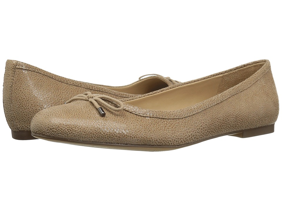 Naturalizer Grace (Taupe Iridescent Pebbled Leather) Women