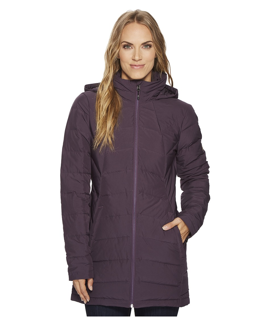 Spyder Syrround Down Coat (Nightshade) Women