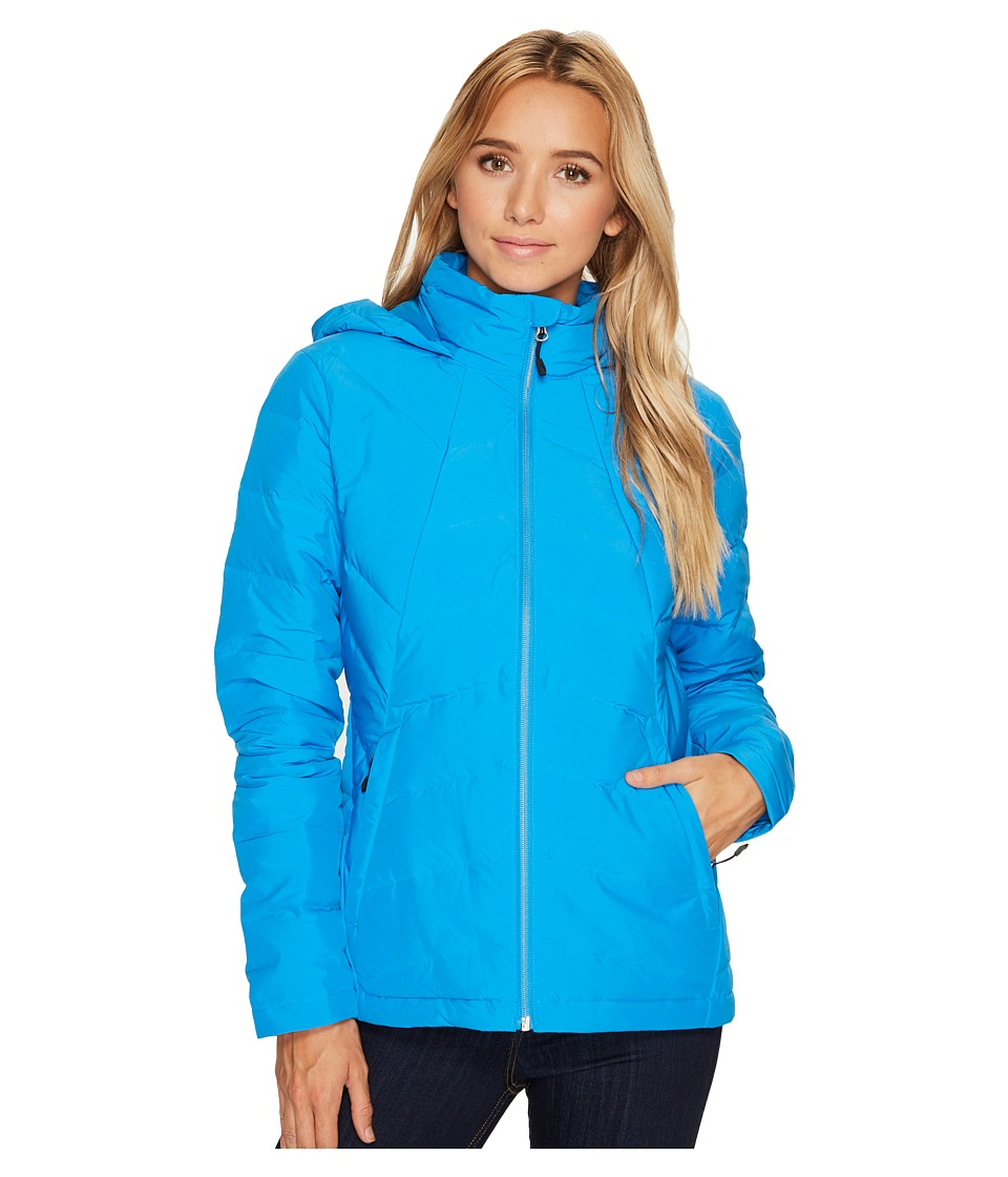 Spyder Syrround Hoodie Down Jacket (French Blue) Women