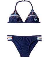 Roxy Kids - Little Pretty Tri Set (Big Kids)