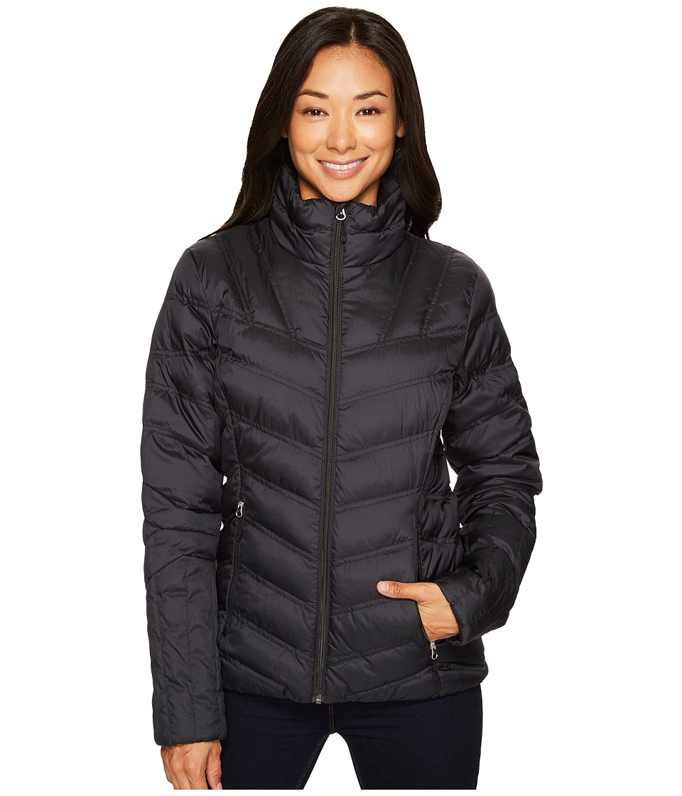 Spyder - Geared Synthetic Down Jacket (Black) Women's Coat