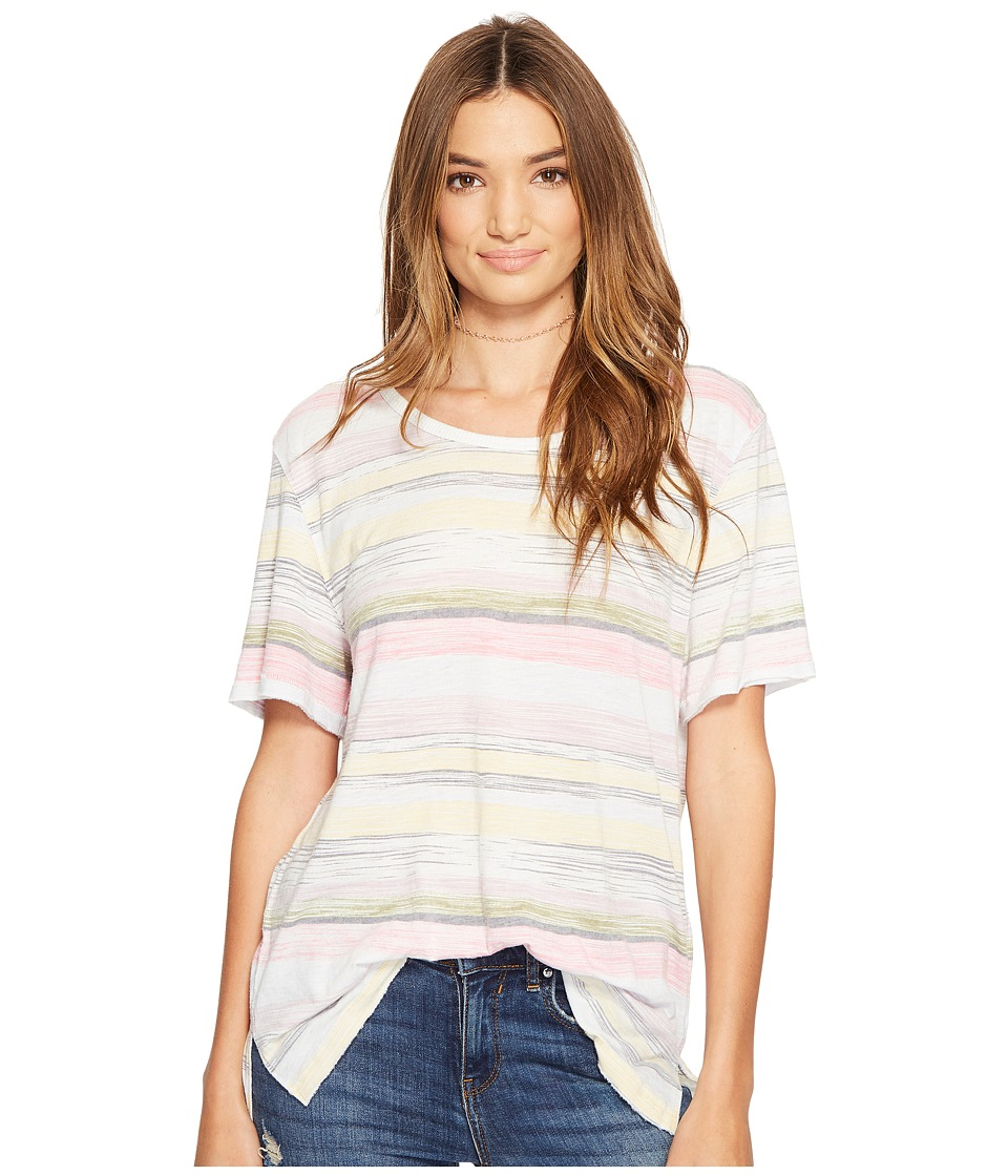 Free People Army Tee (Multi) Women