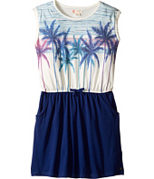 Roxy Kids - Presidio Palm Dress (Big Kids)