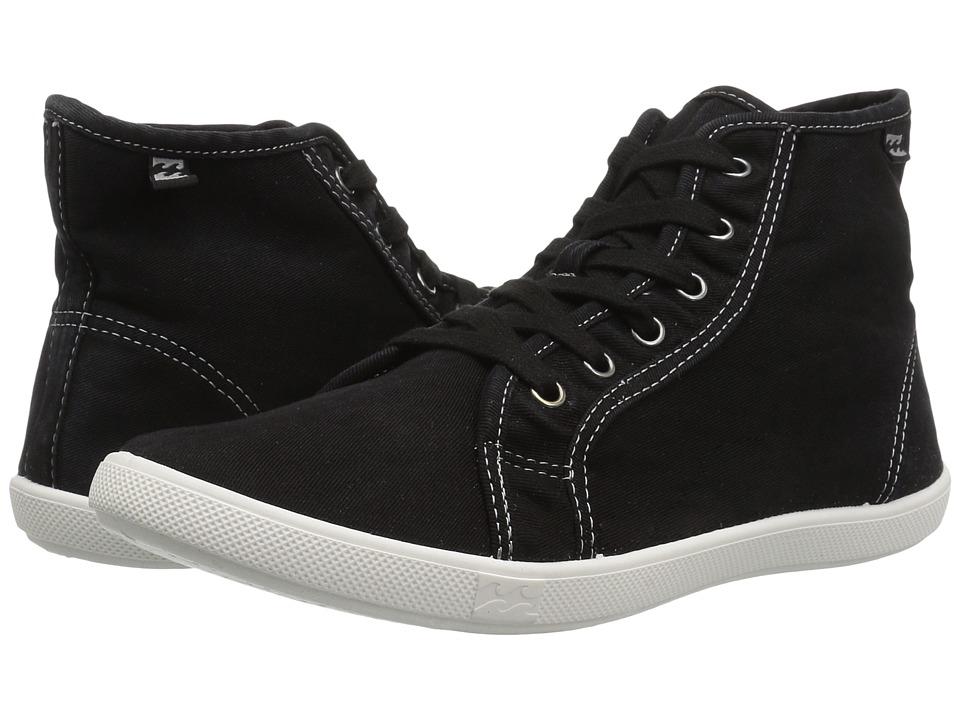 Billabong - Phoenix (Off-Black) Women's Lace up casual Shoes