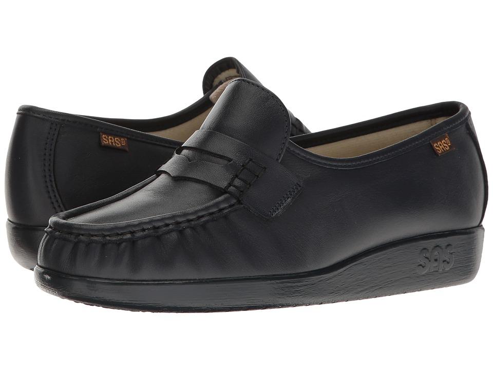 SAS Classic (Navy) Women's Shoes