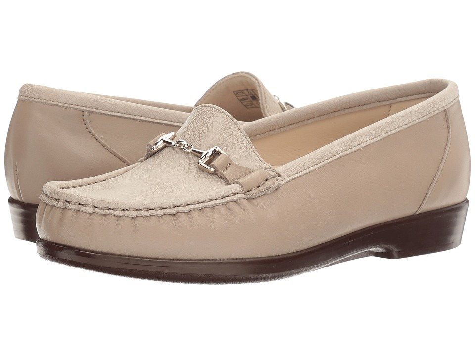 SAS Metro (Taupe/Linen Web) Women's Shoes