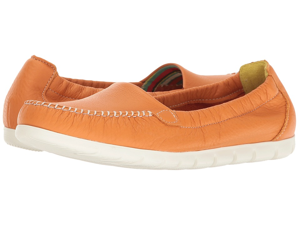SAS Sunny (Tangerine Orange) Women's Shoes