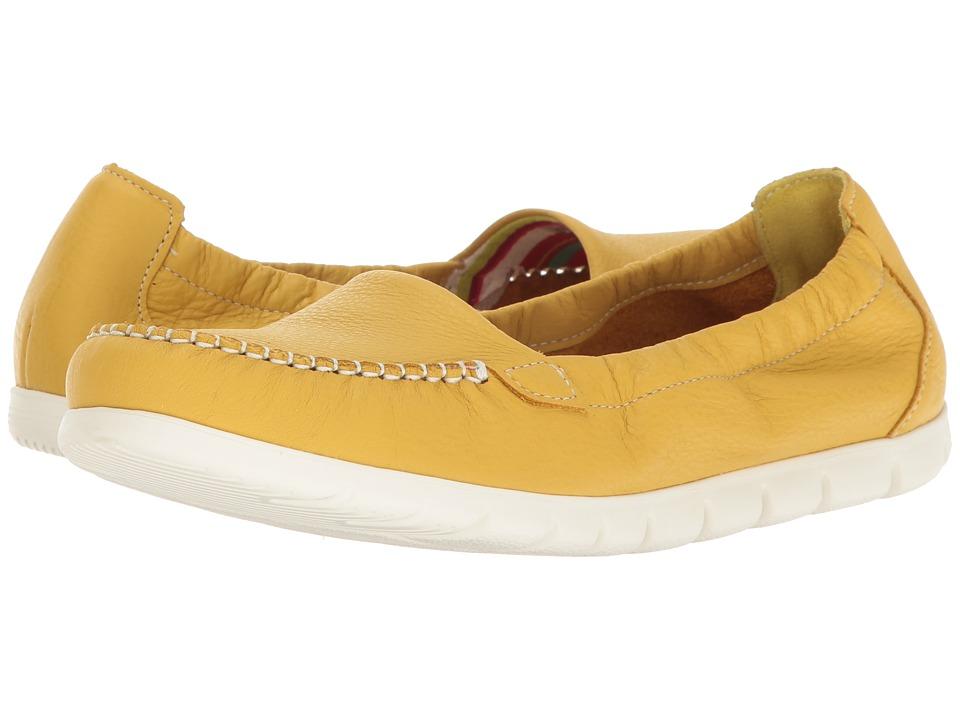 SAS - Sunny (Canary Yellow) Women's Shoes