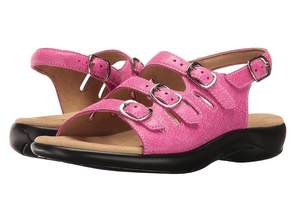 SAS Mystic (Web Pink) Women's Shoes