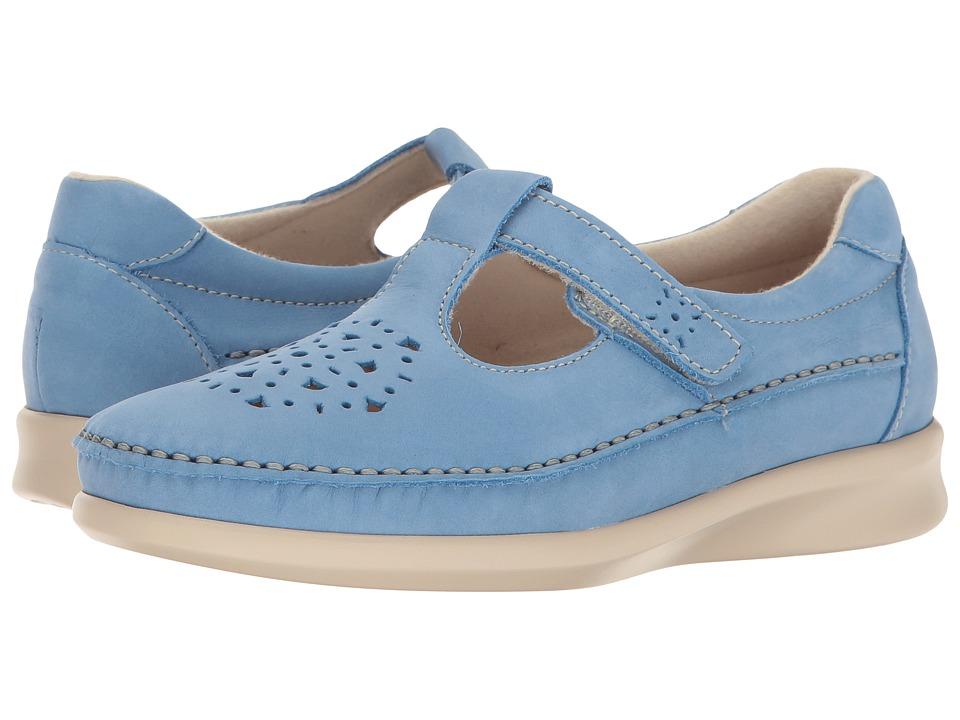 SAS Willow (Denim) Women's Shoes