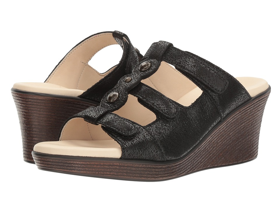 SAS Ginger (Web Black) Women