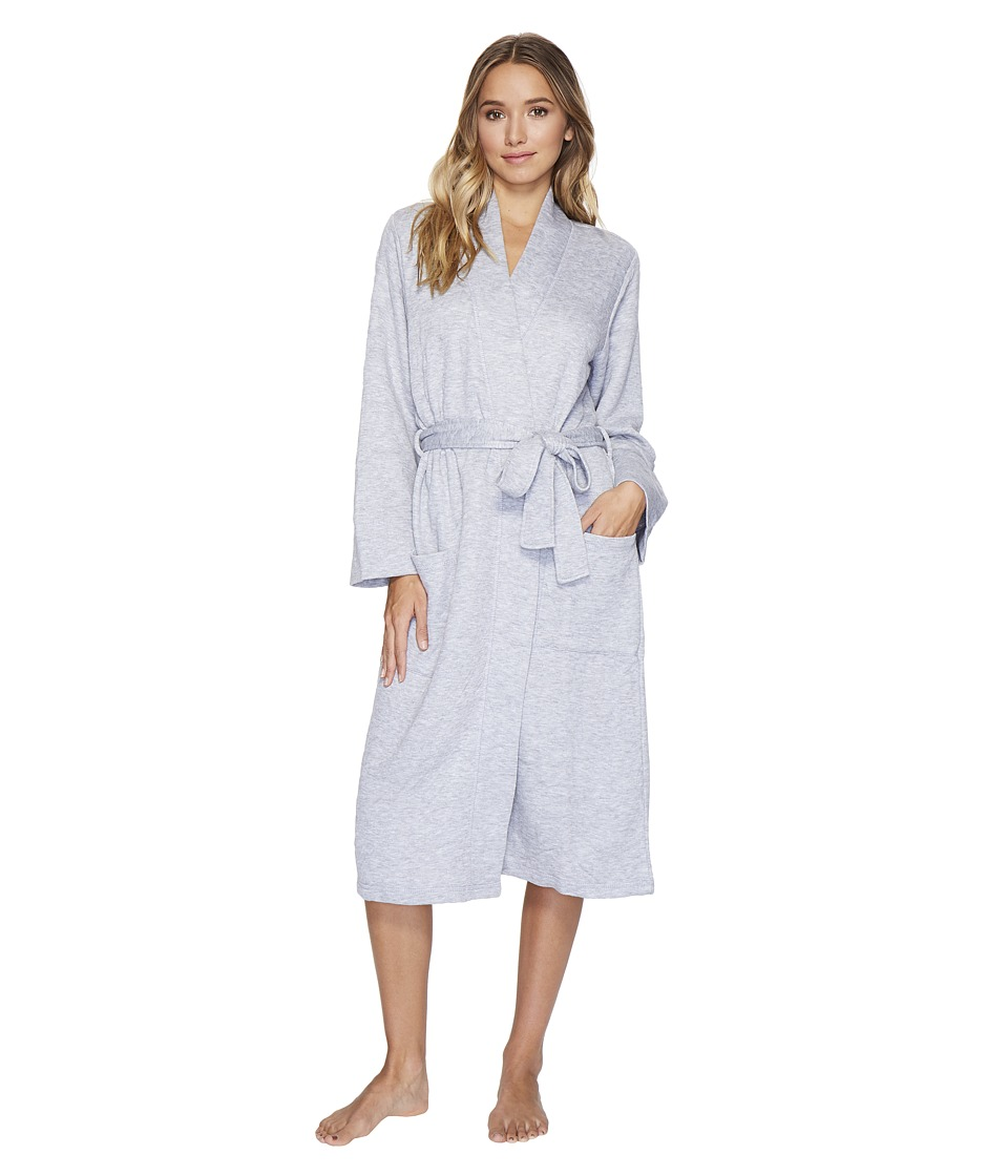 N by Natori - Quilted Knit Robe