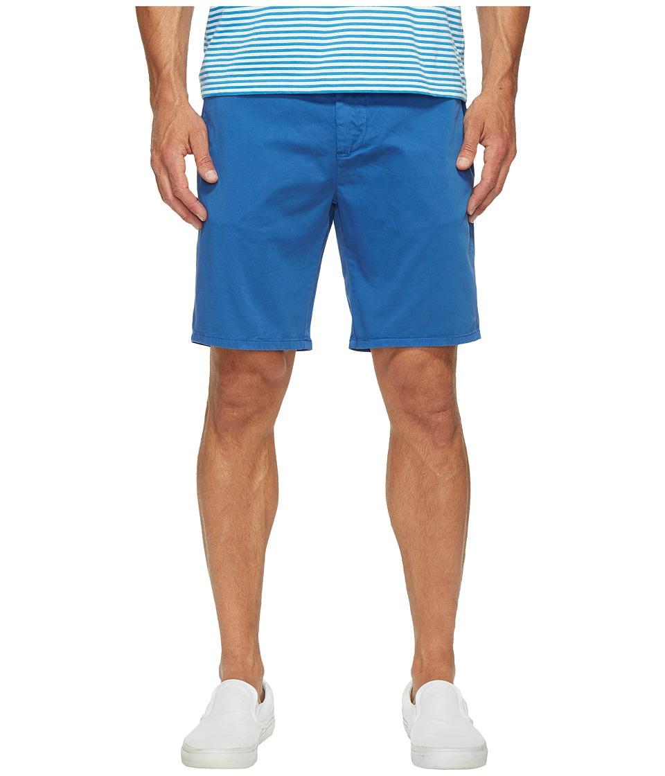 Scotch & Soda Shorts in Stretch Twill Quality (Marina Blue) Men