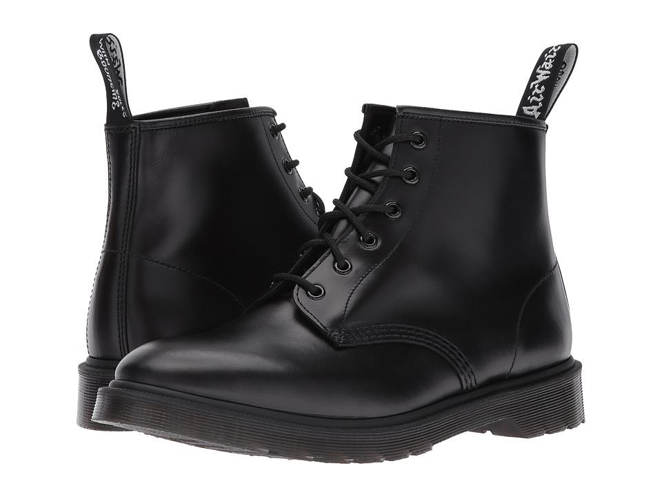 Dr. Martens 101 Brando 6-Eyelet Boot (Black Brando) Boots