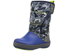 Crocs Kids Lodge Point Graphic Snow Boot (Toddler/Little Kid)