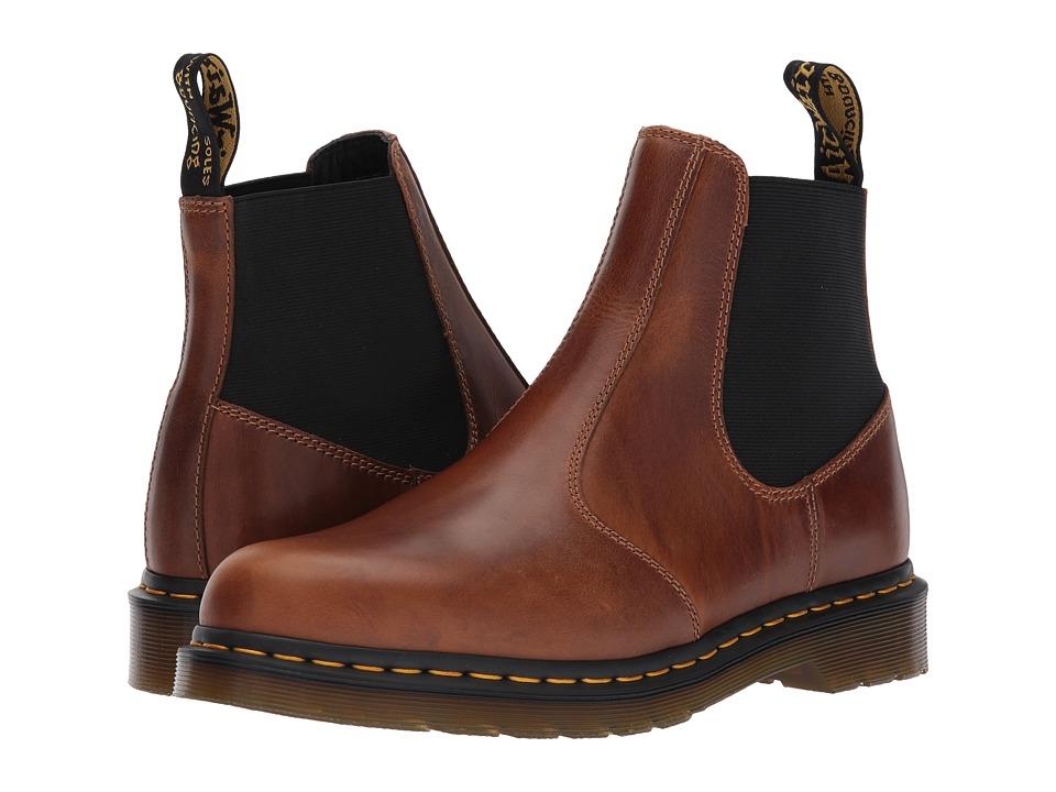 Dr. Martens Hardy Chelsea Boot (Butterscotch Orleans) Men