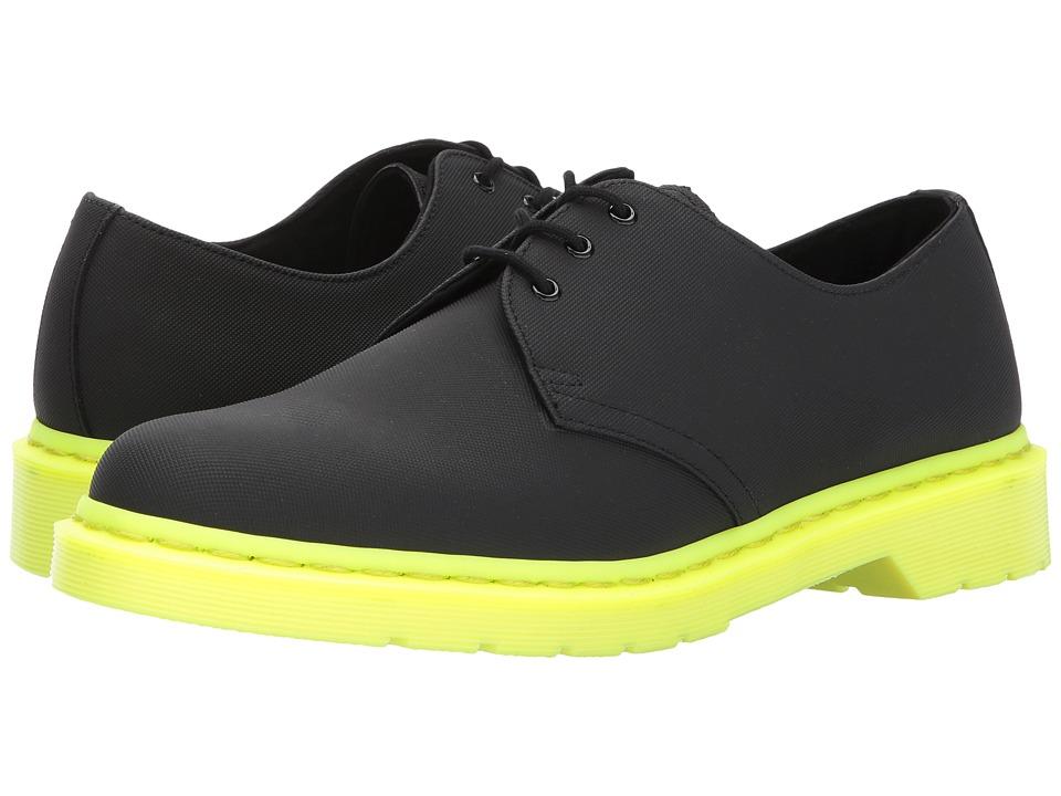 Dr. Martens 1461 3-Eye Shoe (Black Ajax) Men