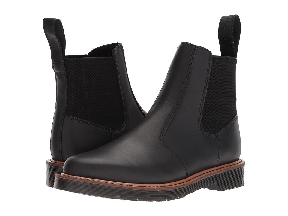 Dr. Martens Hardy Chelsea Boot (Black Temperley) Men