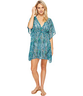 Echo Design - Tropic Paisley Silky Butterfly Cover-Up
